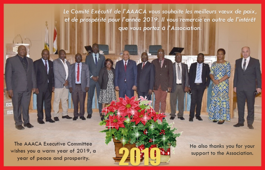 THE 4TH ANNUAL GENERAL MEETING OF AAACA